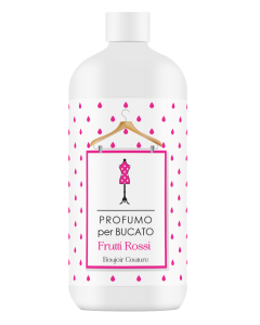 Profumo Concentrato per Bucato Frutti Rossi 500 ml