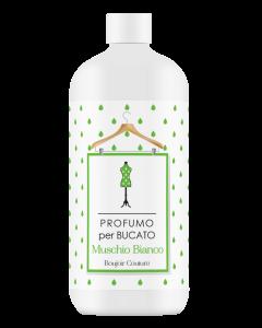 Profumo Concentrato per Bucato Muschio Bianco 500 ml